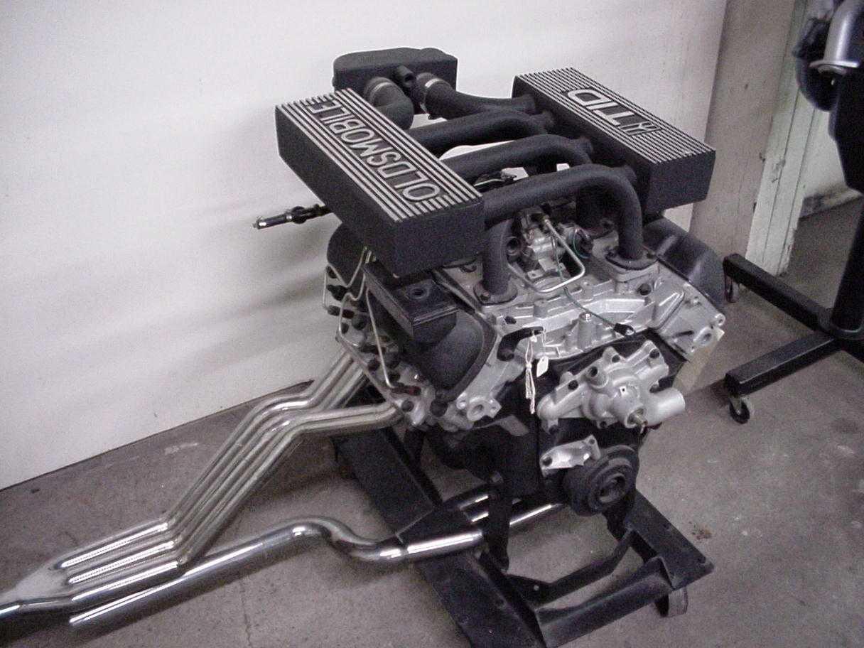 Gmc 350 diesel engine